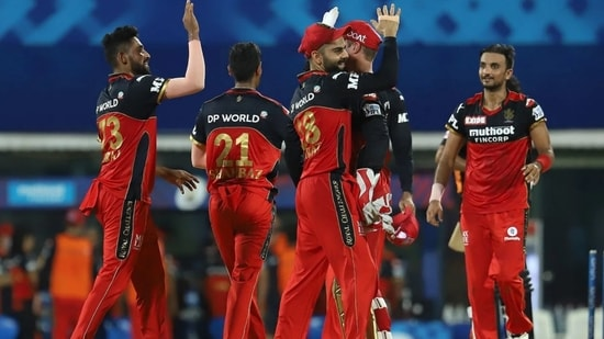 RCB to face KKR in IPL 2021 Match No. 10 in Chennai(IPL)