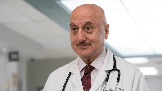 Anupam Kher played Dr Kapoor on New Amsterdam.