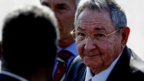 Cuban Communist party leader Raul Castro(AP Photo)