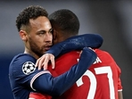 PSG and Bayern contested the 2019/20 Champions League final. (File Photo)(Twitter)