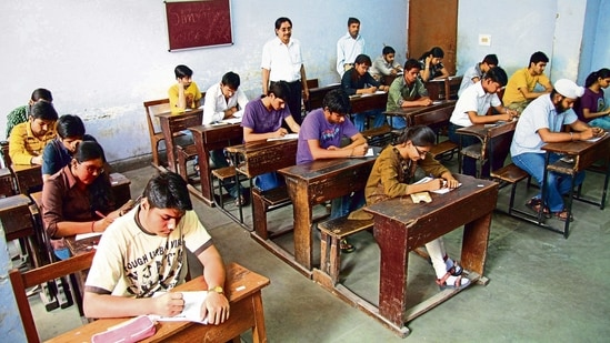 The revised dates will be announced at least 15 days prior to the exam.(Mint representative image)