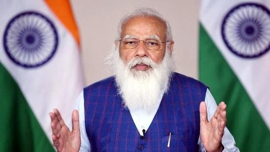 File photo: Prime Minister Narendra Modi. (PTI)