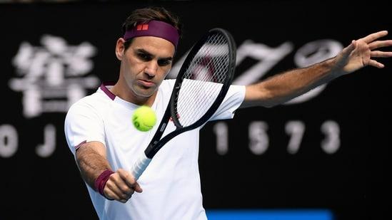 Roger Federer: File photo(AP)