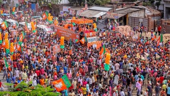 AAP flays BJP for 'massive' poll rallies in West Bengal, Assam   Hindustan Times
