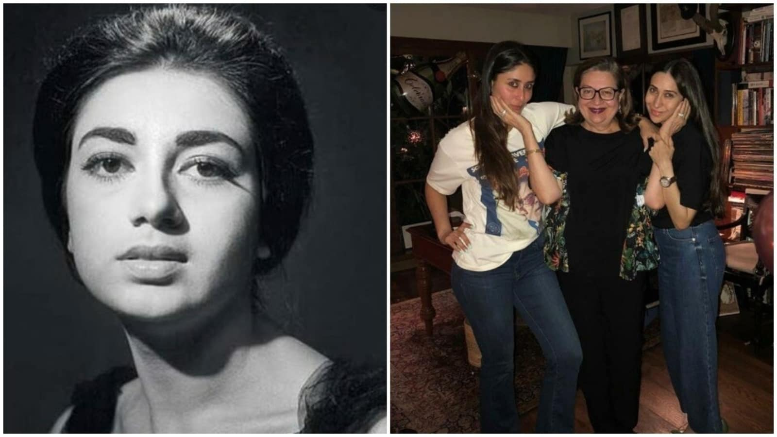 Kareena Kapoor shares old photos on Babita's mother's birthday: 'Lolo and I will worry you forever'