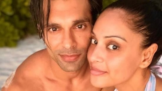 Bipasha Basu and Karan Singh Grover's monkey love series is a hit with their fans.
