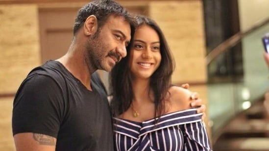 Ajay Devgn has wished daughter Nysa on her birthday.