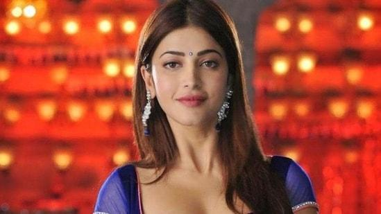 Shruti Haasan has spoken about Bollywood celebrities holidaying during the pandemic.