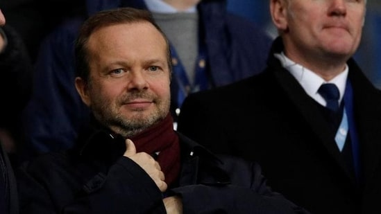 Manchester United chairman Ed Woodward.(REUTERS)