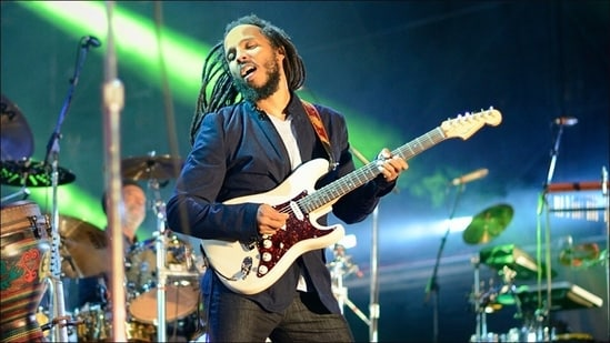 Bob Marley's son Ziggy Marley to perform at Earth Day Eve 2021 streaming concert(Twitter/ziggymarley)