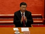 Chinese President Xi Jinping also said that his country has no plans to enter an arms race.(Reuters)