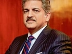 Anand Mahindra took to Twitter to share the post.(MINT_PRINT)