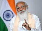 Prime Minister Narendra Modi in his video address to the nation on Tuesday. (File Photo)