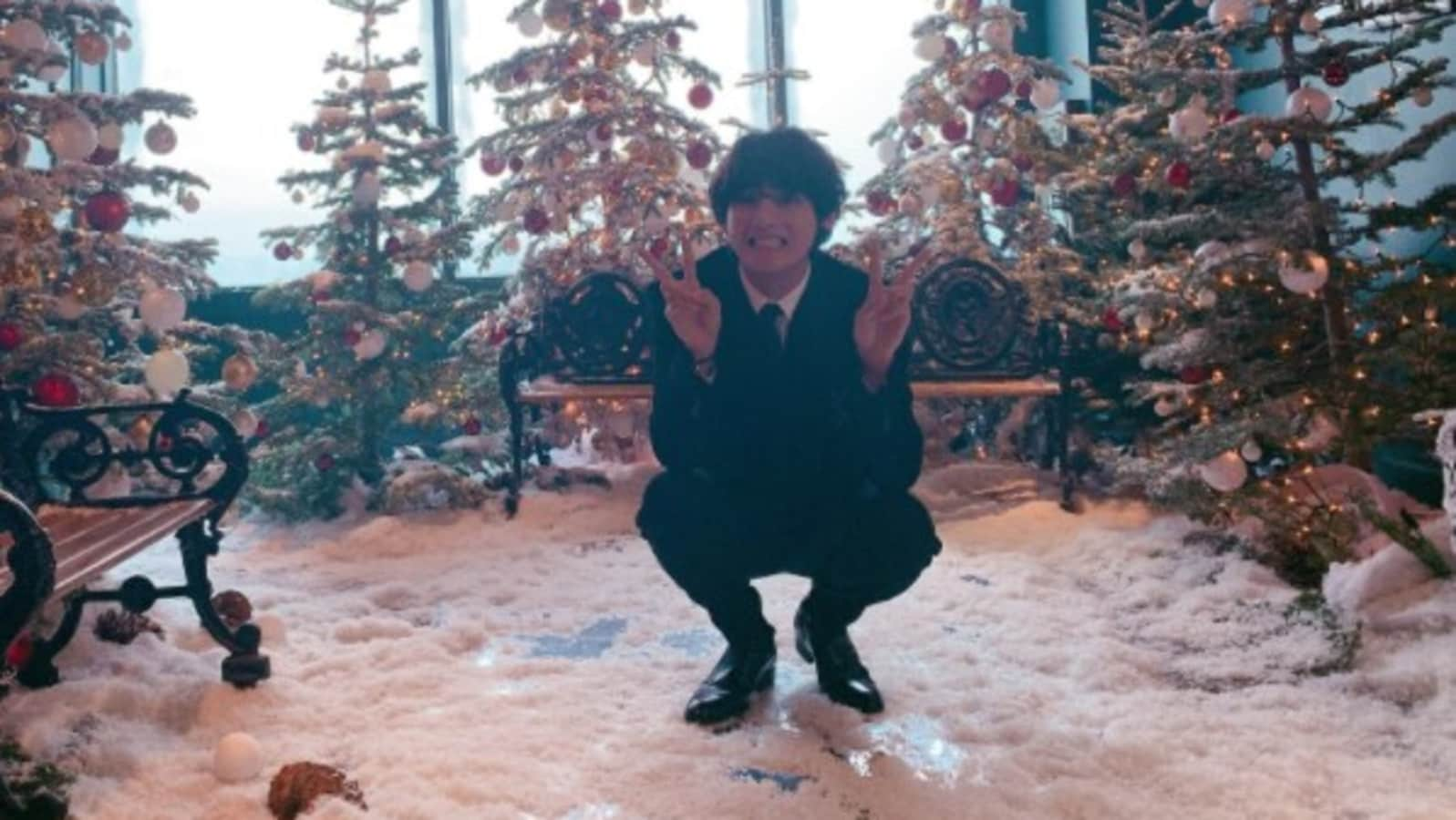 Savage Love BTS ornament