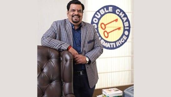 Brij Bhushan Goyal, Chairman and Managing Director, Double Chabi Rice