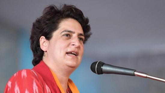 Congress leader Priyanka Gandhi said Yogi Adityanath should have ordered officials for ramping up testing. (PTI Photo)