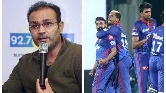 Virender Sehwag heaped praise on DC spinner Ami Mishra