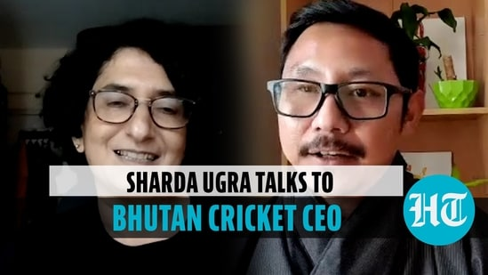 Sharda Ugra talks to Bhutan Cricket CEO