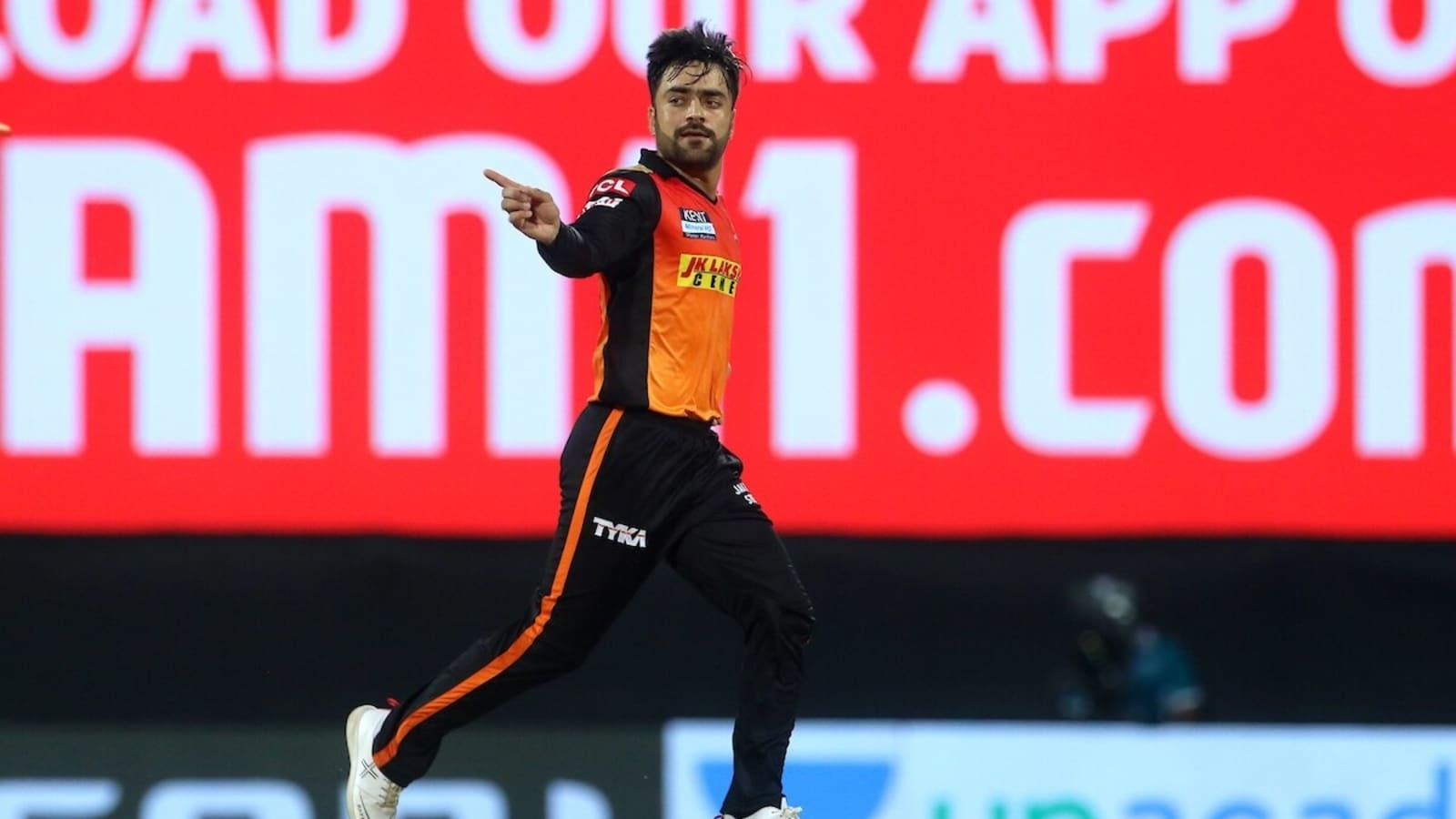 """Rashid Khan says SRH youth may become """"suitable general for India in future"""""""