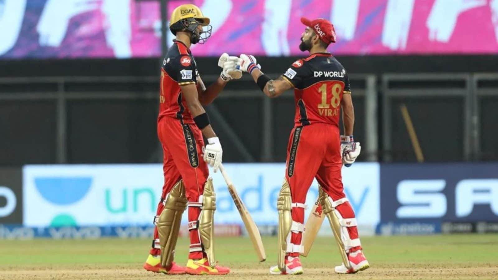 RCB vs RR, IPL 2021 highlights: Padikkal century, Kohli fifty guide RCB to a 10-wicket win | Hindustan Times