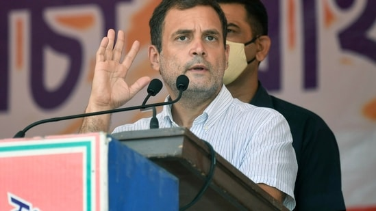 Congress leader Rahul Gandhi demanded a concrete solution to the present Covid-19 situation of the country from PM Modi.