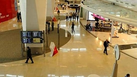 The UAE is the latest to impose strict travel restrictions on India this week due to Covid-19.(AP )