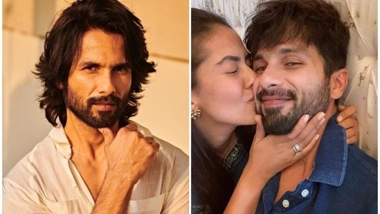 Shahid Kapoor's Instagram post got love from Mira Rajput.