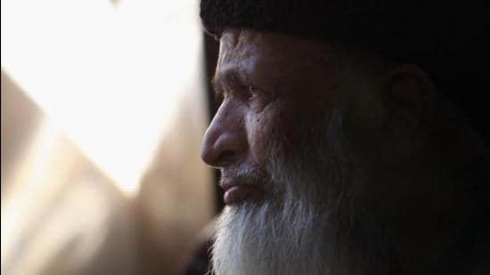 Late Abdul Sattar Edhi, the founder of the Edhi Foundation. (File photo)