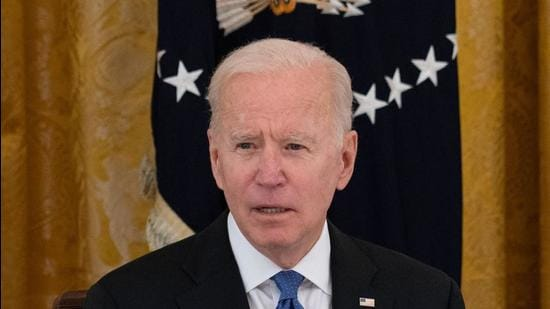 US President Joe Biden. (File photo)