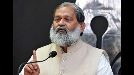 Amid a rise in coronavirus cases, Haryana government imposed complete lockdown for 7 days, the State Home Minister Anil Vij said on Sunday.