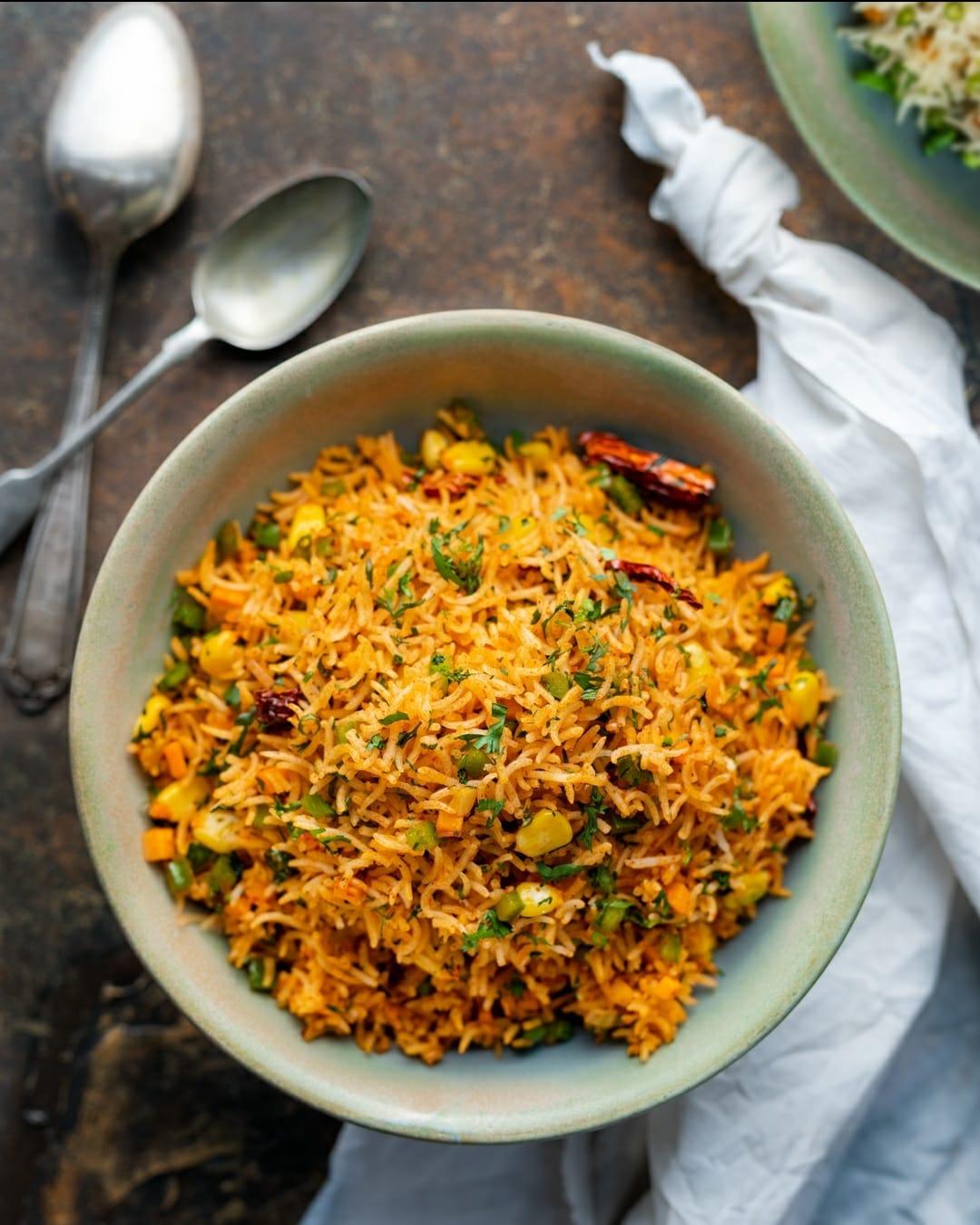 Peri peri rice