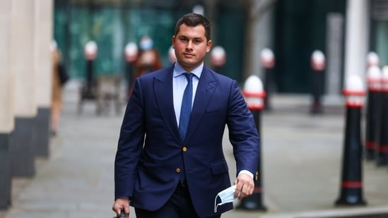 """Temur said his father made his own decisions. He said his mother's choice to draw him into the litigation has been """"tremendously upsetting and in many ways quite frightening.""""(Bloomberg)"""