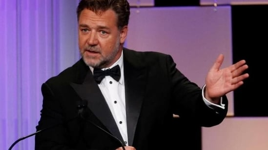 Actor Russell Crowe appeared on an Australian radio show this week where he apparently revealed his role in the anticipated Marvel movie.(Reuters File Photo)