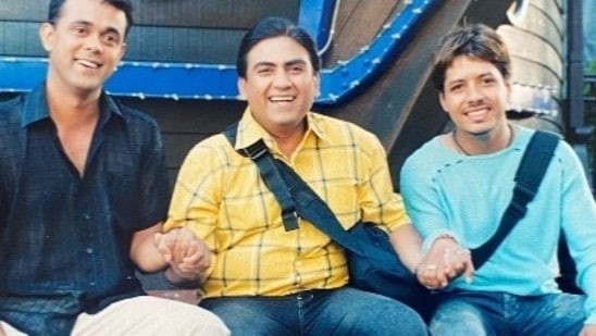 Dilip Joshi shares emotional note on Amit Mistry's death.