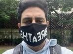 Abhishek Bachchan had sent 'virtual hugs' to his fans on Sunday,