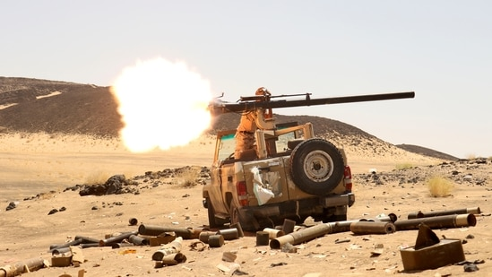 The loss of Marib would be a disaster for the Yemeni government and for Saudi Arabia which has supported it militarily since March 2015. REUTERS/Ali Owidha/File Photo(REUTERS)