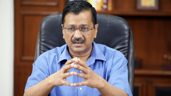 The chief minister has also written to his counterparts all over the country, urging them to send oxygen to Delhi. (ANI Photo)