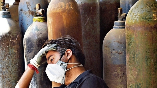 The country is facing shortage of oxygen in the wake of surge in demand amid second Covid wave.