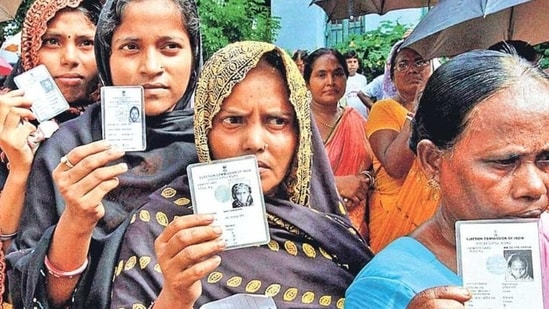 The 2015 panchayat polls had registered a polling percentage of 72.11, according to the SEC.(PTI File Photo/Representative Image)