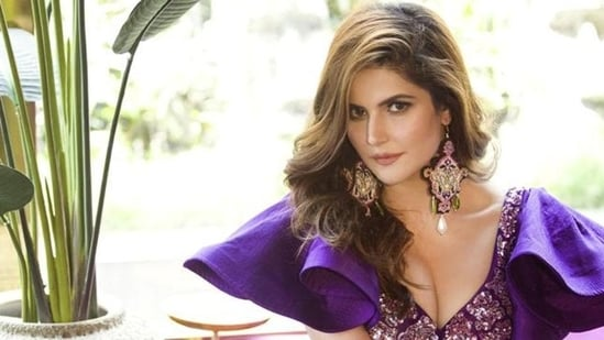 Actor Zareen Khan has been a part of films such as Veer and Housefull 2.