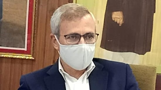 National Conference leader Omar Abdullah has been amplifying the messages from families of Covid-19 patients to 3.2 million of his followers on Twitter. (File Photo)