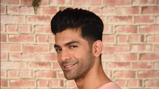 Taha Shah Badussha recently starred in music video, Aaj Sajeya