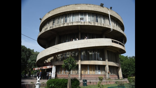 Panjab University has appointed Mahatma Gandhi State Institute of Public Administration to conduct the audit. (HT File)