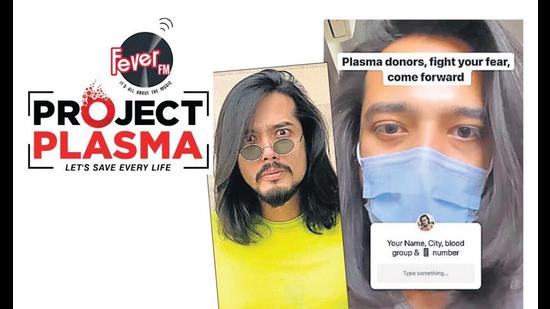 Project Plasma is a Fever Network initiative to celebrate the super power of Covid recovered plasma donors, who are stepping forward amid the second wave of Covid, to donate their plasma to save lives of other infected patients.