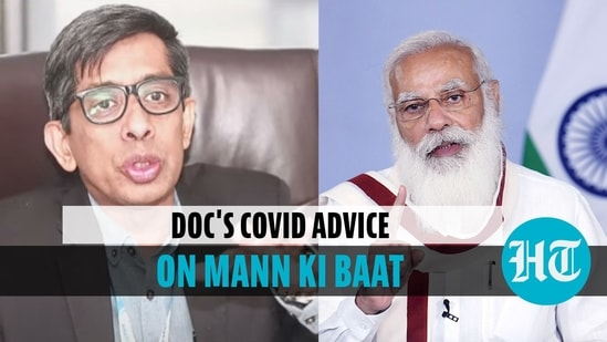 'Don't chase costly medicines': Doctor's Covid advice on PM Modi's Mann Ki Baat