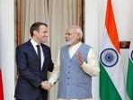 France has become the second European country after Germany to announce a support package for India.(Reuters)
