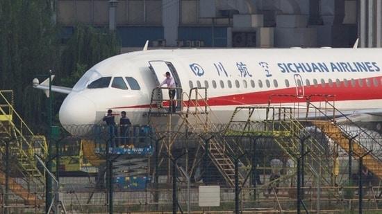 Sichuan Airlines said the airline has suspended its cargo flights on all six routes - Xi'an-Delhi, Xi'an-Mumbai, Chengdu-Chennai, Chongqing-Chennai, Chengdu-Bangalore, and Chongqing-Delhi - for 15 days. (REUTERS)