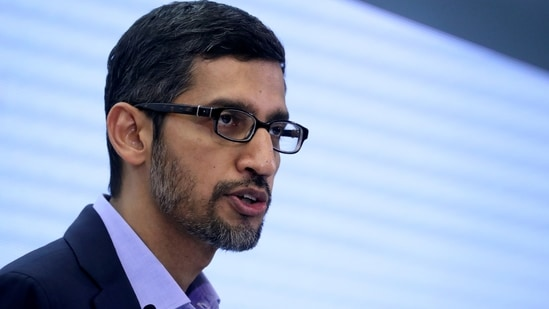 Sundar Pichai's tweet also had a link to a blog where Google detailed ways to help in with their efforts to fight the worsening situation.(Reuters File Photo )
