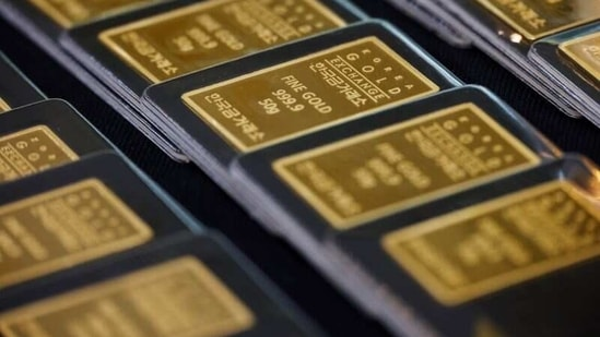 Spot gold was up 0.1% at $1,779.36 per ounce by 0127 GMT. U.S. gold futures rose 0.1% to $1,780.10 per ounce.(File Photo)