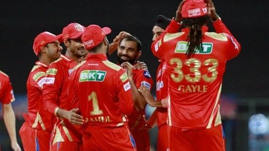 Punjab Kings players in hurdle.(IPL/ANI)